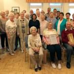 Trägerverein lud Mitglieder zur 52. Geburtstagsnachfeier ein