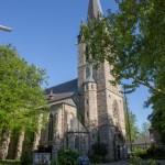 CDU trifft sich zum Besuch des Pfarrgemeindefestes