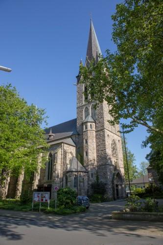 Am kommenden Wochenende findet rund um die Liebfrauenkirche das Pfarrfest der katholischen Kirchengemeidne statt. (Foto: Peter Gräber)