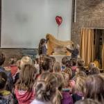 Stolze Paul-Gerhardt-Schülern feiern ihren Preis
