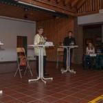 Spitzenkandidaten stellen sich Fragen des Ortsjugendringes im Forum