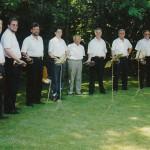 Holzwickeder Jagdhornbläser feiern ihr 25-jähriges Vereinsbestehen