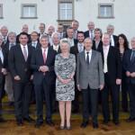 Viele neue Gesichter bei der ersten Bürgermeisterkonferenz nach der Wahl