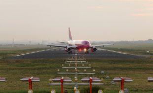 Das Passagieraufkommen am Flughafen Dortmund entwickelt sich nach Plan. (Foto: Dortmund Airport - Hans Jürgen Landes)