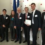 Jugendforum für deutsch-französische Suchmaschine ausgezeichnet