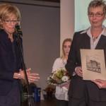 Bürgermeisterin Ulrike Drossel vereidigt: Jenz Rother verabschiedet
