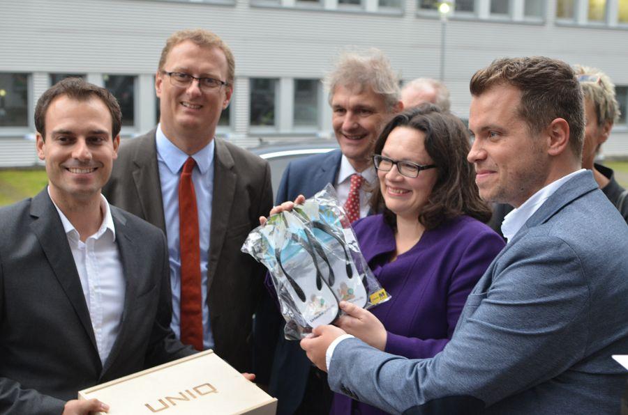 Urlaubsguru-UNIQ-Besuch-Andrea-Nahles-Bundesarbeitsministerin-copy-David-Zabel04