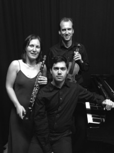 Gastiert im Spiegelsaal von Haus Opherdicke: das Wupper-Trio. (Foto: Kreis Unna)