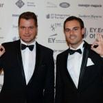 Gala in Berlin: Holzwickeder UNIQ-Gründer nur von Nobelpreisträger geschlagen