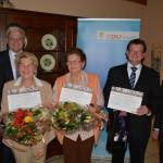 CDU ehrt Mitglieder beim 5. Primeurfest