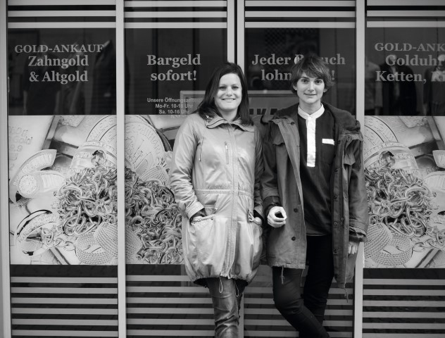 Das Künstlerinnen-Duo Stracke & Seibt wird sein Projekt WATER COLOR ebenfalls im Ausstellungsraum Emscherquelle präsentieren. (Foto: Roman Mensing - Emscherkunst.de)