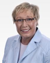 Neue Parteivorsitzende des Bürgerblocks: Barbara Schriek. (Foto: Bürgerblock)