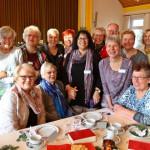 """Café Yesterday: Adventsfeier mit Angehörigen und """"Löwenzahn""""-Kindern"""