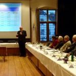 Kreisseniorenkonferenz in Werne Schwerpunkt: Altersarmut und Rente