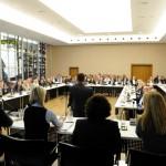 Haushaltsplan für 2016 beschlossen Kreisumlage liegt bei 46,72 Prozent
