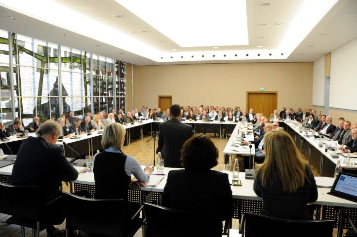 : Der Haushaltsplan für 2016 wurde von der Mehrheit des Kreistages beschlossen. (Foto: Linda Peloso – Kreis Unna)