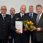 Holger Herlinghaus neuer stellvertretender Kreisbrandmeister