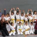 Erfolgreiches Kreisturnier: Nachwuchs des Judo Clubs Holzwickede fährt Erfolge ein