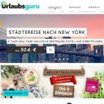 Urlaubsguru.de zur Webseite des Jahres 2015 gewählt