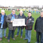 HSC spendet 1.000 Euro für Flüchtlingshilfe