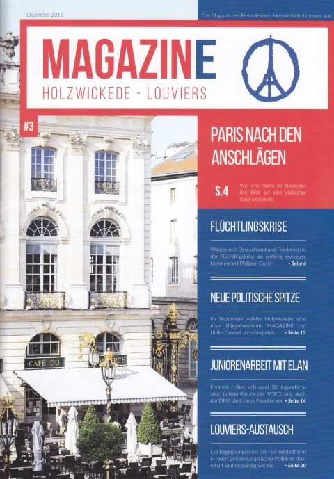 IMG Freundeskreis Magazine