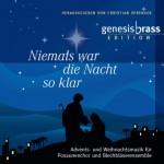 """Blechbläser von """"Genesis Brass"""" spielen in der Kirche am Markt"""