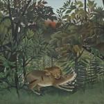Freundeskreis besucht Folkwang-Ausstellung: Rousseau und die vergessenen Meister