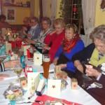 Weihnachtsfeier der Senioren-Union in Hoppy's Treff