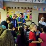 HSC-Vorstand verteilt Stutenkerle an Nordschüler