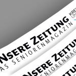 Altersarmut ein Thema im neuen Seniorenmagazin Unsere Zeitung