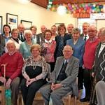 Erste Geburtstagsnachfeier des Trägervereins im neuen Jahr