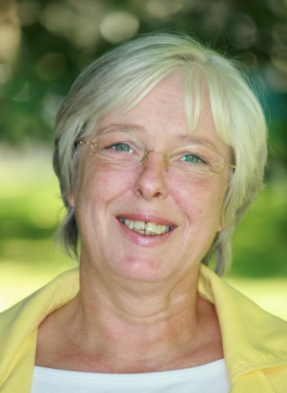Pflegeberaterin Anne Kappelhoff. (Foto C. Rauert – Kreis Unna)
