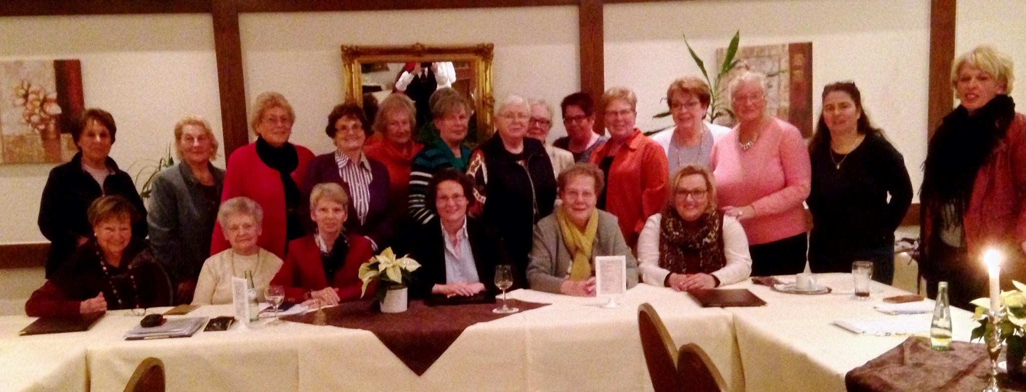 Ein Thema des Treffens der Frauen UInion mit Scharrenbacgh waren die Übergriffe auf Frauen in der Suilvesternacht in verschiedenen Städten. (Foto: ptrivat)