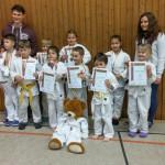 Medaillen-Regen für den Holzwickeder Judo-Nachwuchs