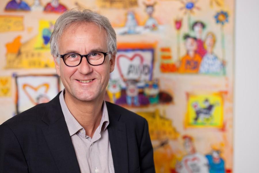 AWO-Geschäftsführer Rainer Goepfert. (Foto: AWO)
