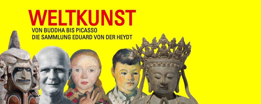 Der Deutsch-Britische Club besuicht die Ausstellung Weltkunst in Wuppertal.