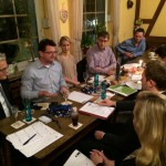 Junge Union stellt sich für Zukunft auf und wählt Vorstand