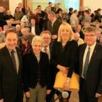 Flüchtlingsfrage und Finanzierung Thema beim Neujahrsempfang der FDP