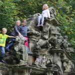 Kinder- und Jugendfreizeiten der evangelischen Gemeinde in Schloss Baum