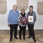 Gute Seele  des Rathauses: Monika Hakenesch in Ruhestand verabschiedet