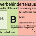 Mit Schwerbehinderung im ÖPNV : Bund erhöht Eigenanteil