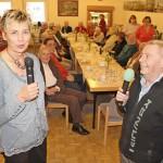 """Bürgermeisterin beim Trägerverein """"Seniorentreff""""  zu Gast"""