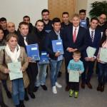 Landrat begrüßt 39 Neubürger im Kreis Unna