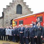 "Landrat dankt Feuerwehren: ""Helfer in allen erdenklichen Notfällen"""