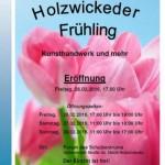 Winter ade: Gemeinde startet in den 5. Holzwickeder Frühling