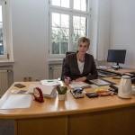 Viel Lob und kaum Kritik: Bürgermeisterin Ulrike Drossel überrascht in neuer Rolle