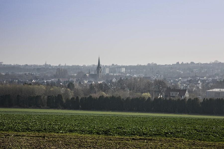 Die Grundstückspreise in der Gemeinde Holzwickede gehören zu den höchsten im Kreis Unna und sind im Jahr 2015 stabil geblieben. (Foto: Peter Gräber)