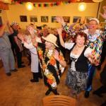 Senioren feierten Karneval in der Begegnungsstätte