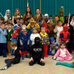 Judonachwuchs feiert Karneval ganz ohne Wetterprobleme