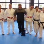 Nach 32 Jahren beendet Michael Golek Karriere als Judo-Kampfrichter